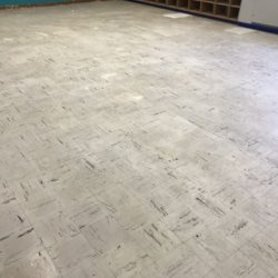 VCT Tile In Classroom