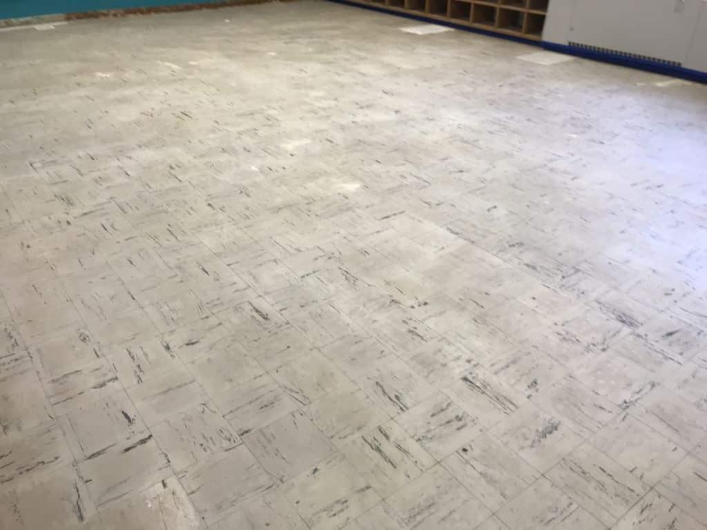 Seal Asbestos Flooring