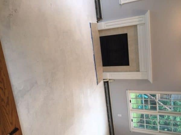 Primer-interor-floor-applied