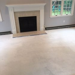 PerfectPrimer Applied On Wood Floor