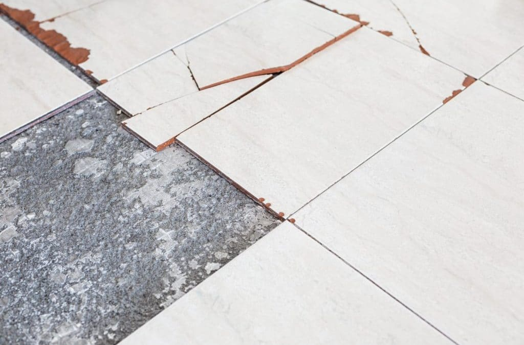 How To Identify Asbestos In Flooring!