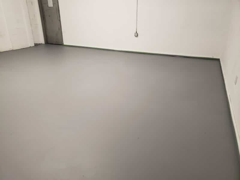 How Do I Paint Asbestos Floors That Used Soy Gels?